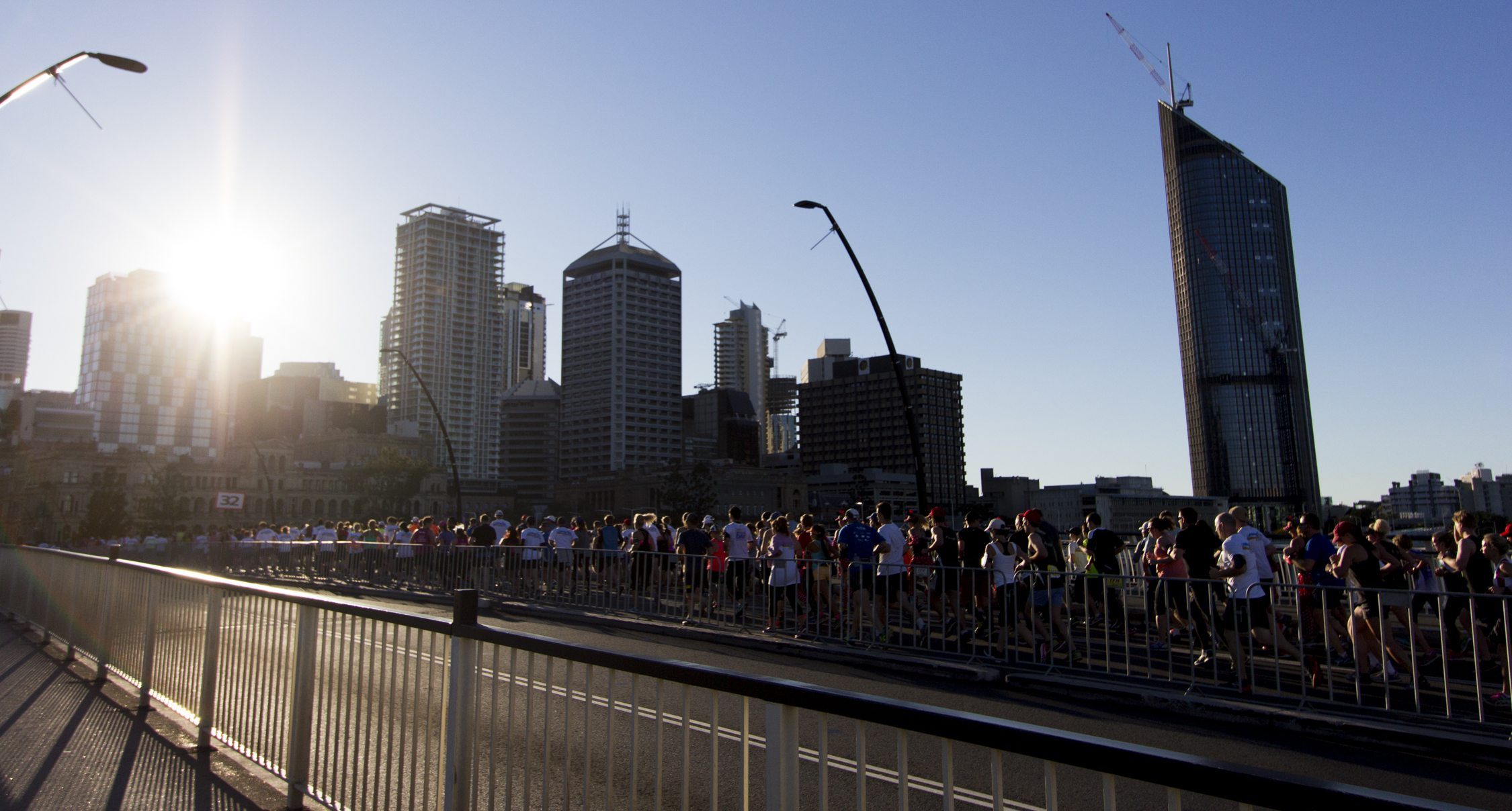 How to get organised for The Sunday Mail Bridge to Brisbane
