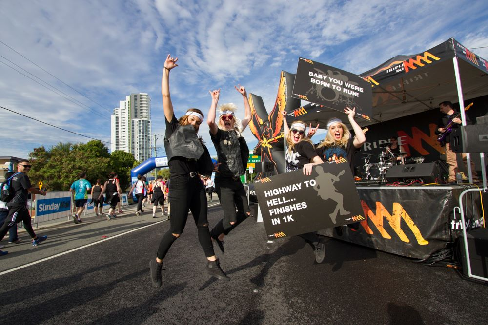 Triple M's Ultimate Bridge to Brisbane Training Playlist